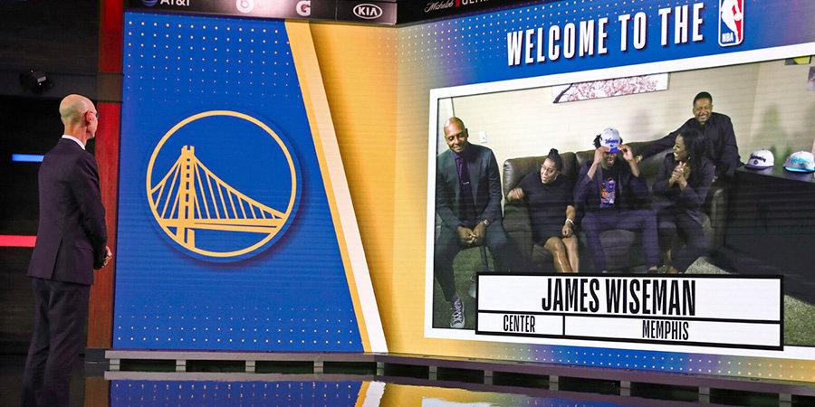 В НБА прошел виртуальный драфт-2020. Мы выбрали самое главное