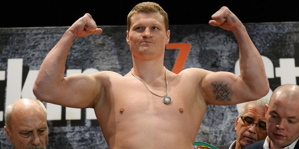 WBC назначил Поветкину однолетний испытательный срок