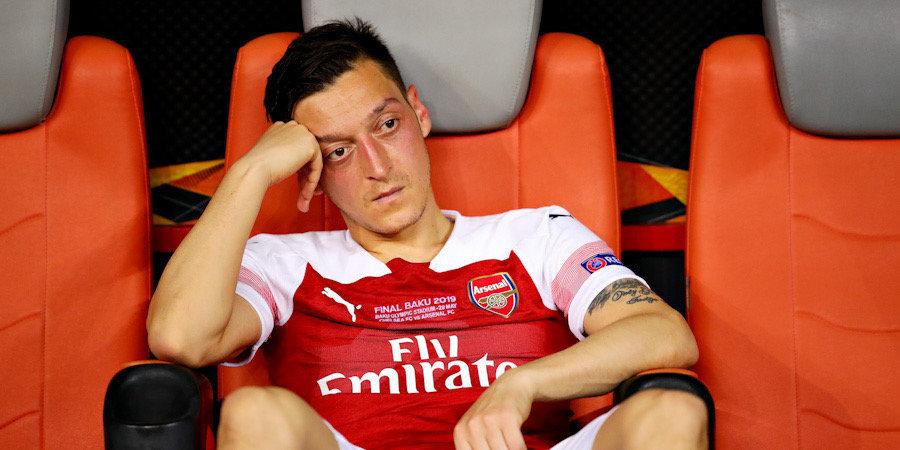 Озил хочет получить от «Арсенала» всю оставшуюся по контракту зарплату