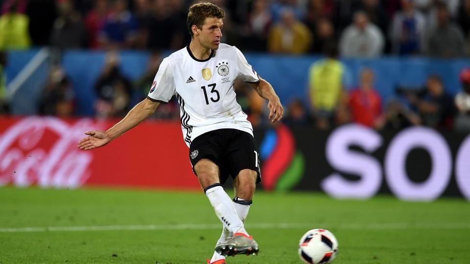 Томас Мюллер: «У Германии достаточно самокритики, чтобы сделать выводы из матча с Мексикой»