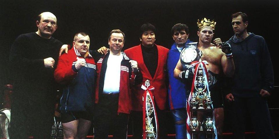 «Первый тренер Федора», который помог провести Карелину бой в ММА