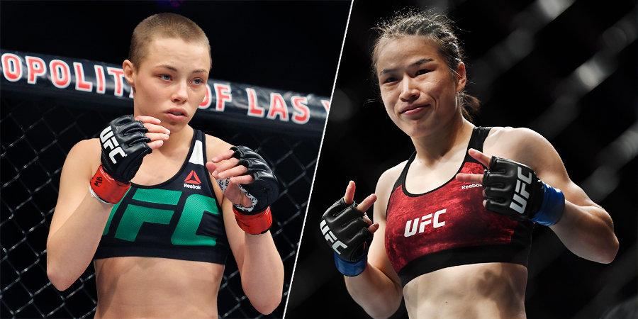«Она красная и представляет эту систему». Литовская экс-чемпионка выступает против коммунизма перед боем с китаянкой за титул UFC