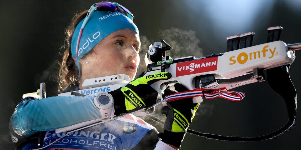 Шевалье-Буше победила в масс-старте на Фестивале Мартена Фуркада