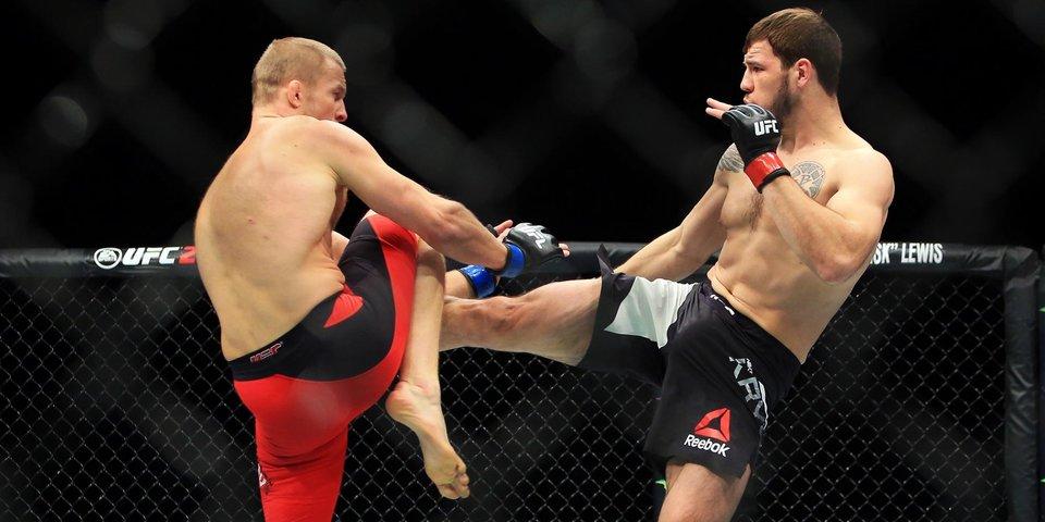 «Я дрался в UFC, а в России об этом не знали». Боец расстается с UFC из-за денег