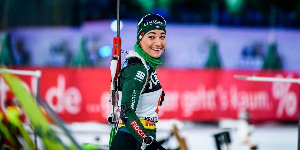 Доротея Вирер: «Реально круто, что две итальянские спортсменки возглавляют общий зачет»