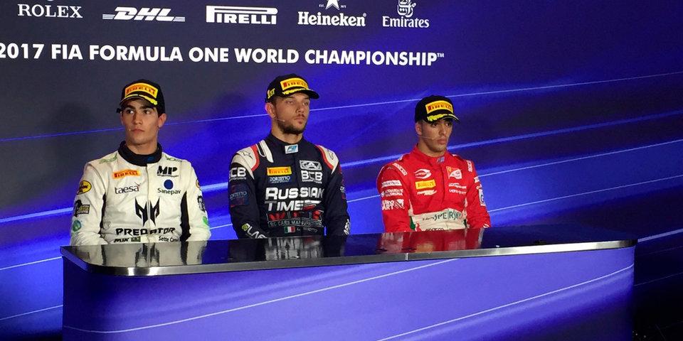 Гьотто выиграл вторую гонку в Монце, Маркелов лишь 15-й