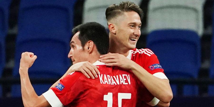 Юрий Никифоров: «Хорошо, что есть игроки такого плана, как Караваев»