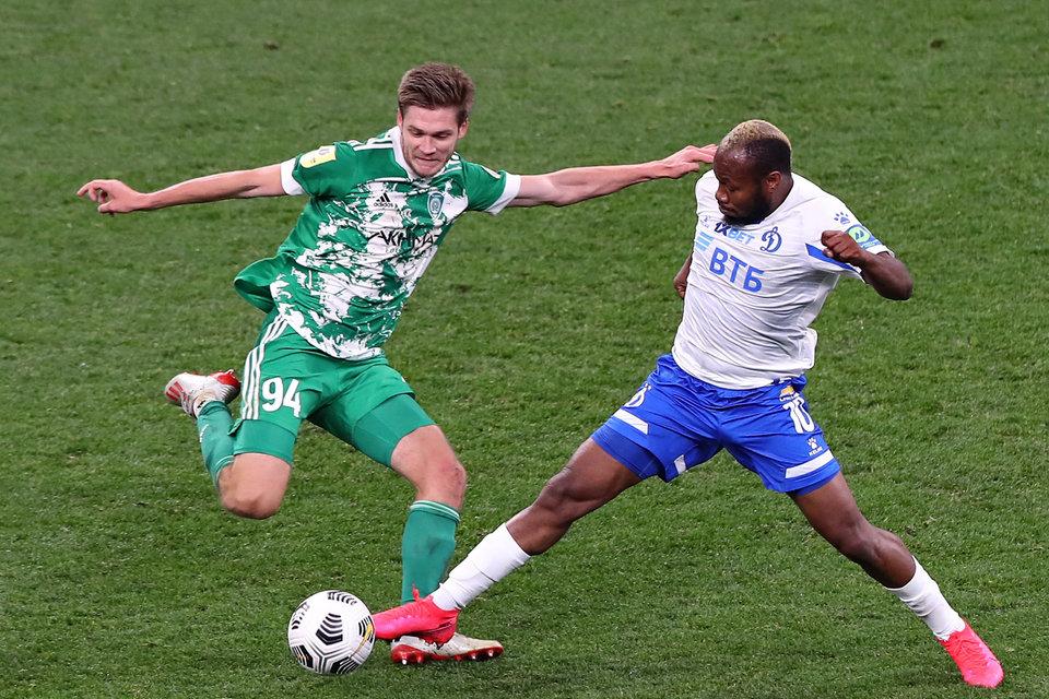 Сильвестр Игбун — о матче с «Зенитом»: «Важно, чтобы «Динамо» играло сконцентрировано с первой и до последней минуты»