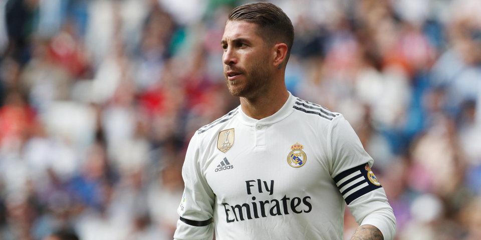 УЕФА опроверг информацию о допинге капитана «Реала» Серхио Рамоса