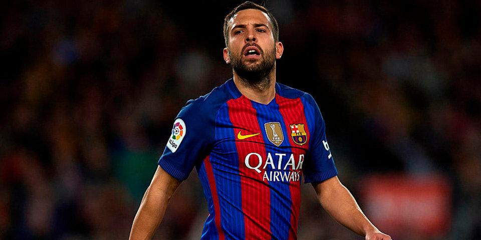 Жорди Альба впервые вызван в сборную Испании при Энрике