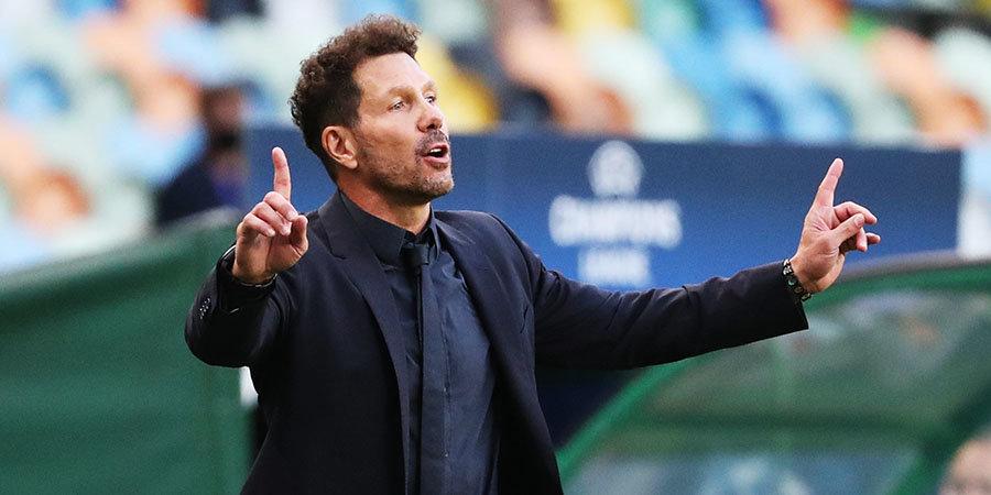 «Атлетико» — снова претендент на чемпионство. Как Симеоне перестроил команду за сезон после продаж на 300+ млн?