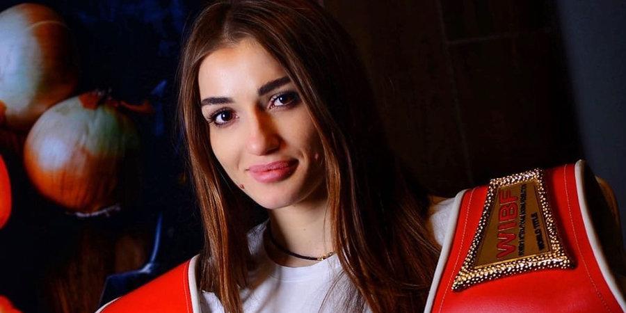 Составлен список российских девушек-боксеров с самой красивой внешностью