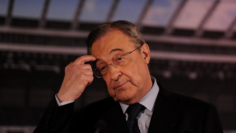 СМИ: Руководство «Реала» приняло решение по поводу нового главного тренера