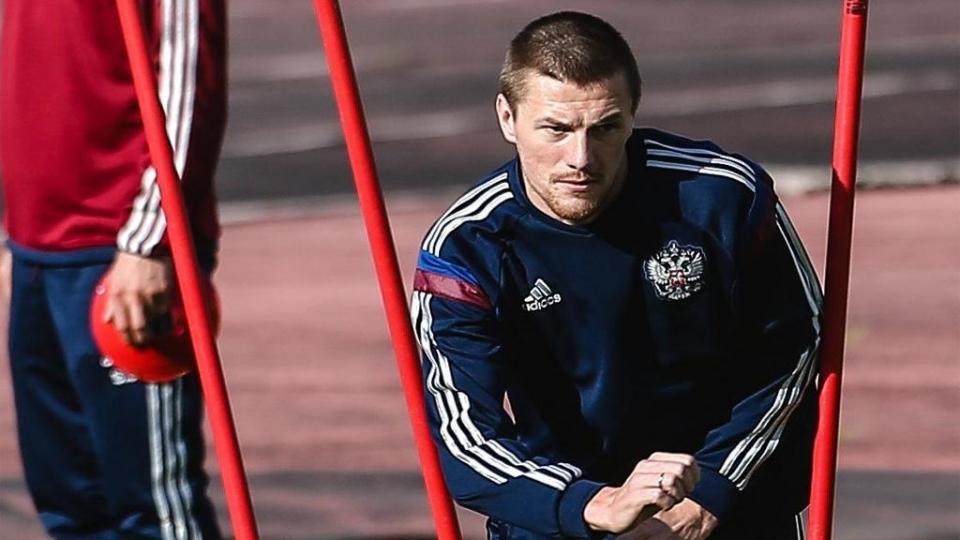«Крылья Советов» вручили подарок Иванову после матча с «Ахматом»