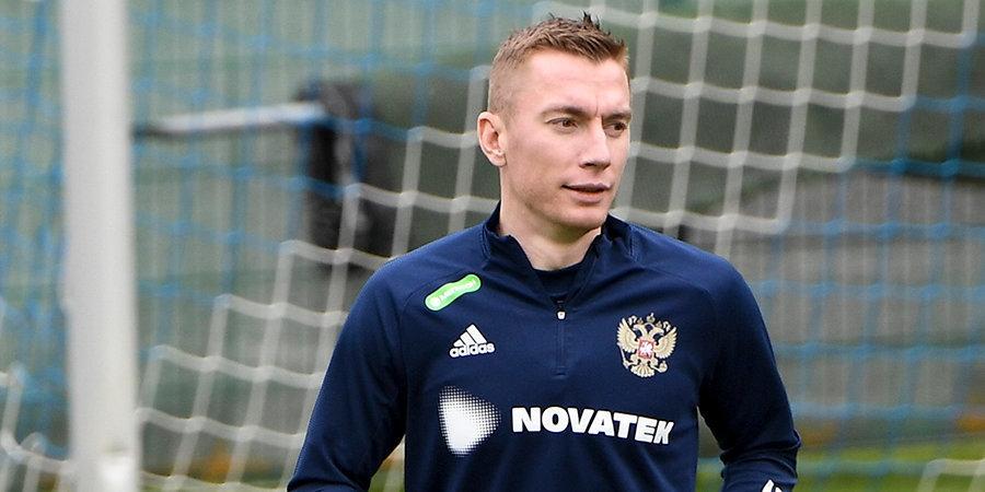 Олег Иванов: «Семенов думал, что Джикия дотянется до мяча головой, а тот не сумел»