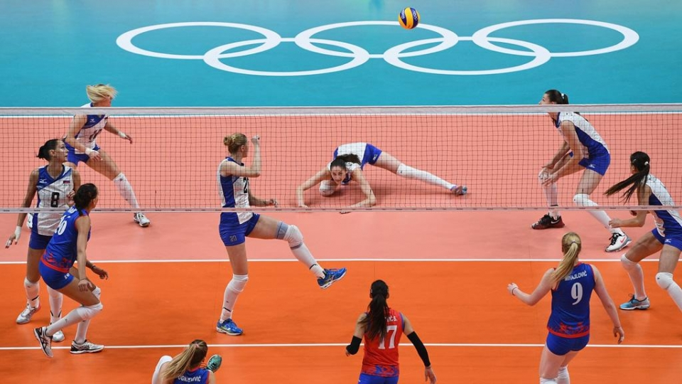 Нидерланды прервали победную поступь россиянок