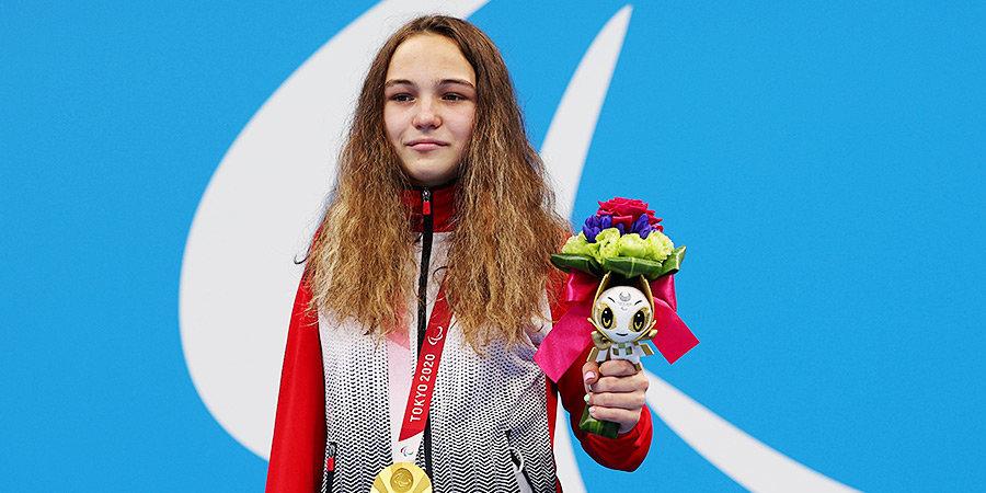 Виктория Ищиулова: «Было много препятствий перед Паралимпиадой, которые я преодолела и взяла золото»