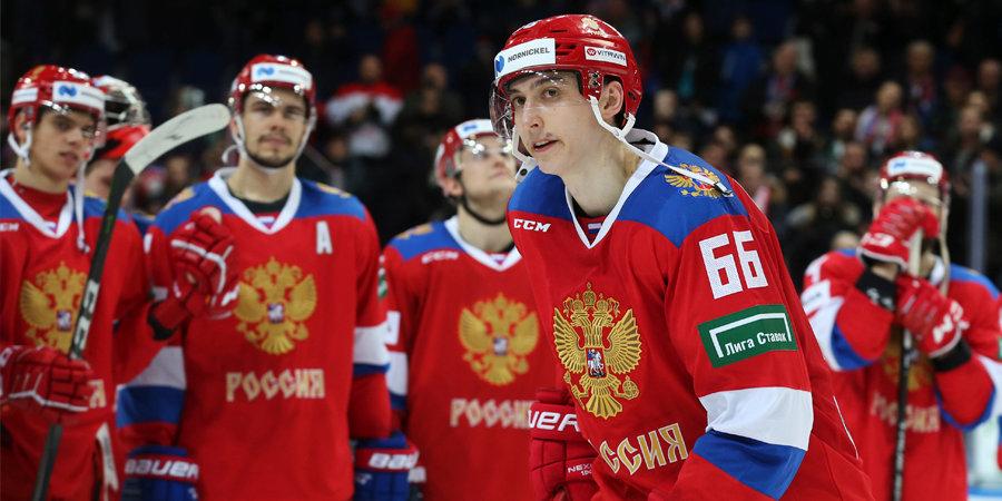 Михеев стал лидером, Кадейкин забросил первую шайбу за сборную. Топ-10 россиян по итогам этапа Евротура