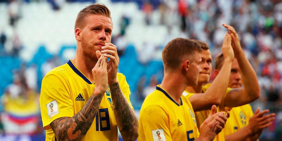 Сборная Словакии ушла от поражения в матче со Швецией