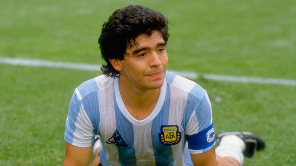 Диего Марадона: «Хочу лично объяснить игрокам, что значит носить форму сборной Аргентины»