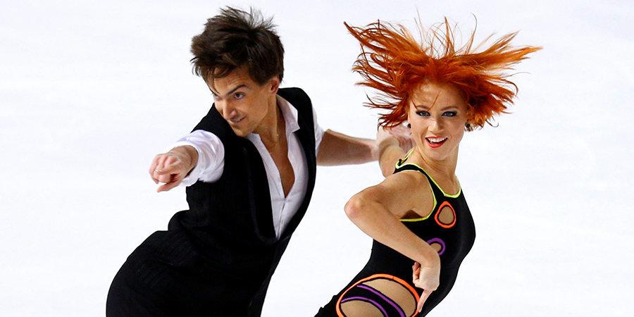 Загорски и Гурейро лидируют после ритм-танца на этапе Кубка России в Сочи