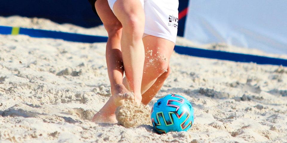 Бразильцы обыграли Сальвадор на чемпионате мира по пляжному футболу