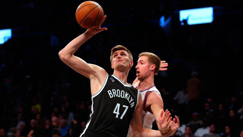 Паркер включил Кириленко в пятерку лучших европейцев в истории НБА