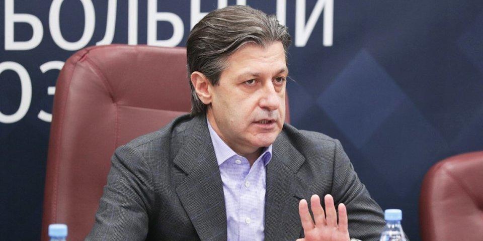 Ашот Хачатурянц: «Коррупционная составляющая в судействе РПЛ невозможна. Это исключено»