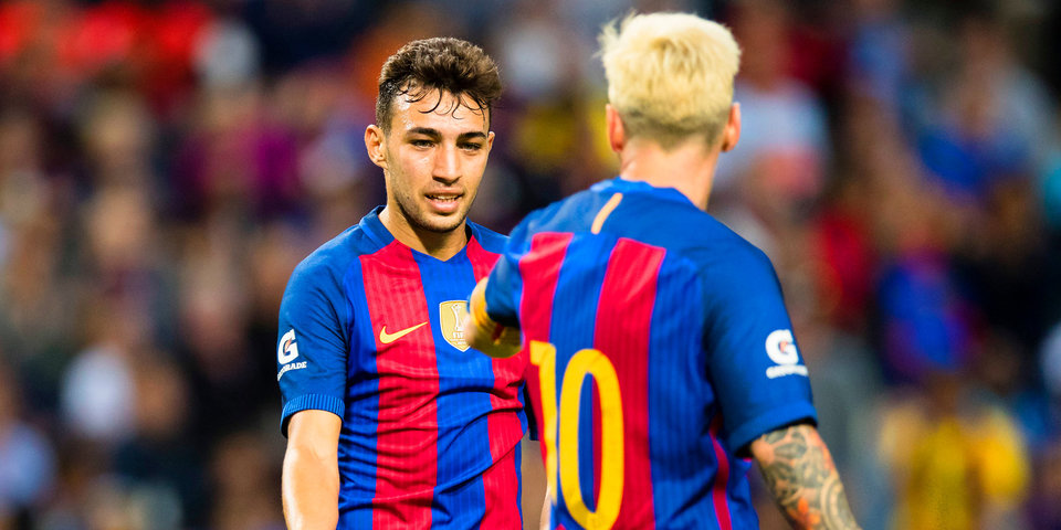 «Барселона» озвучила сумму, за которую готова расстаться с Муниром