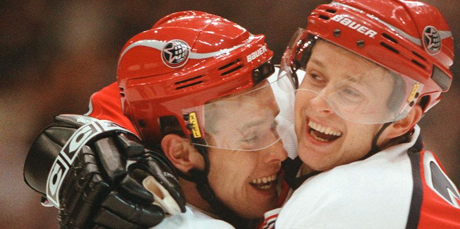 Две ракеты. 20 лет назад братья Буре поставили рекорд НХЛ, который никто не побил до сих пор
