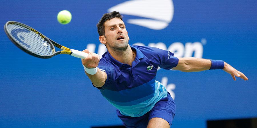 Андрей Чесноков: «В финале US Open у Джоковича не было свежести»