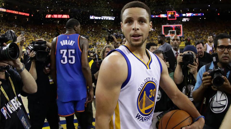 «Голден Стэйт» и Карри подпишут рекордный в истории НБА контракт