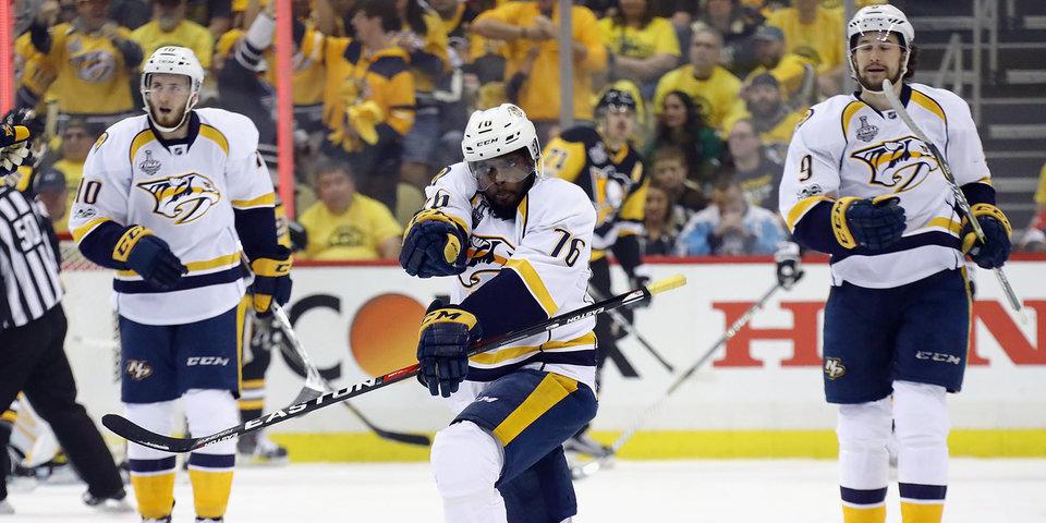 Главная сенсация НХЛ этого сезона