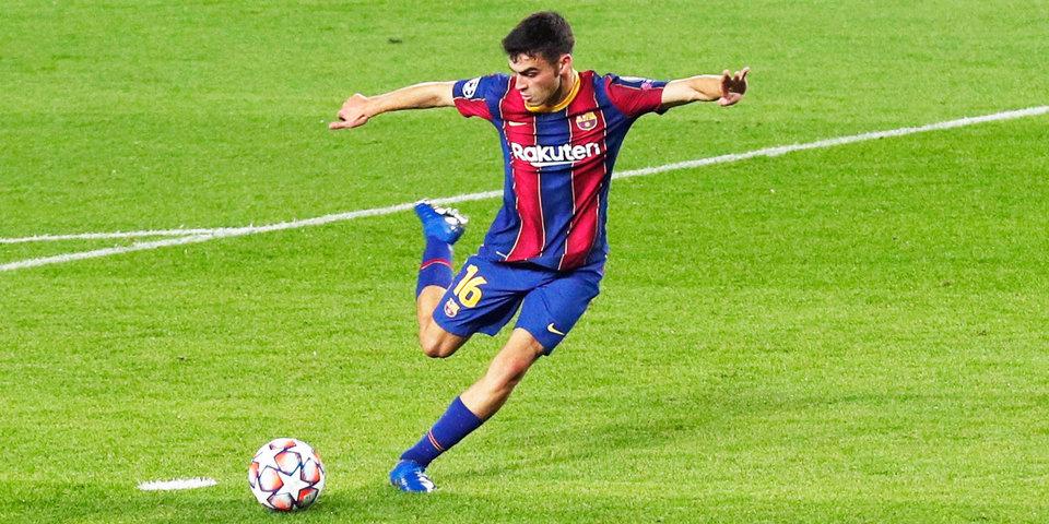 «Барселона» анонсировала продление контракта с Педри