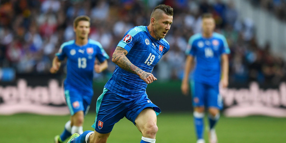 Cловакия не прошла в стыки, став худшей из 9 вторых команд в отборе на ЧМ-2018