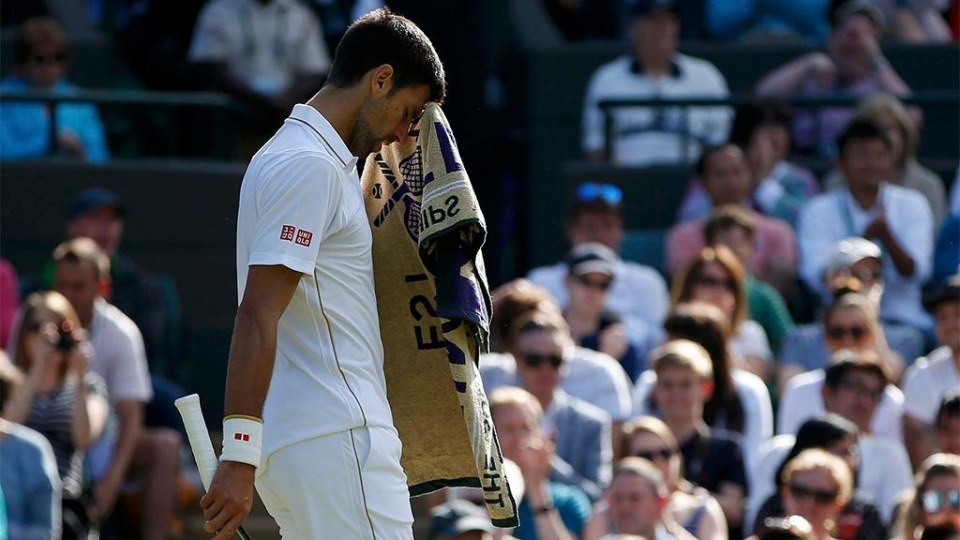 Джокович сенсационно проиграл 117-й ракетке мира