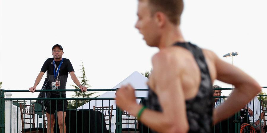 Теперь у американцев есть свой Чегин. Его воспитанник бежал на ЧМ и утверждает, что ничего не слышал про допинг