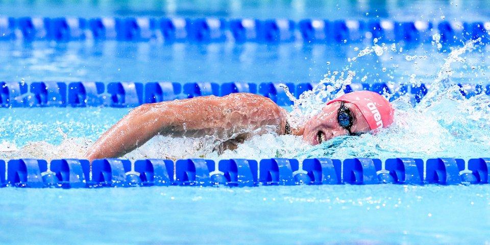 Ледеки завоевала золото ОИ в плавании на 1500 метров, россиянка Кирпичникова — 7-я
