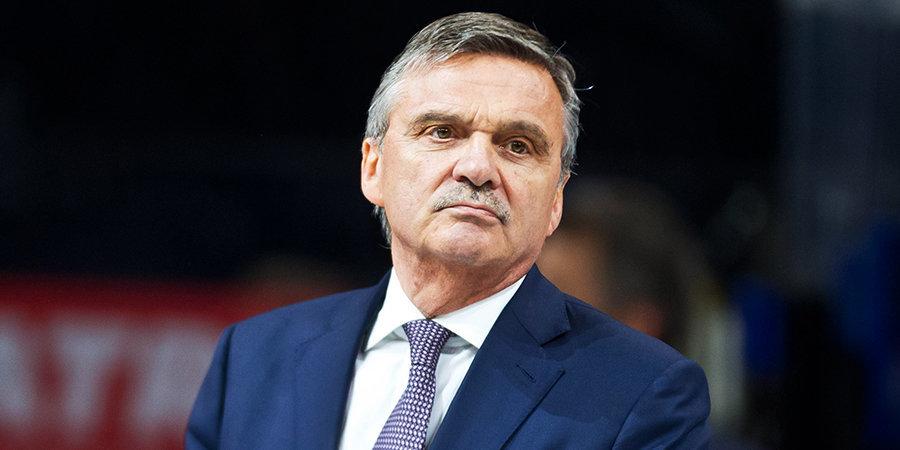 Рене Фазель: «Решение о снятии с плей-офф принял не «Йокерит», а правительство Финляндии»