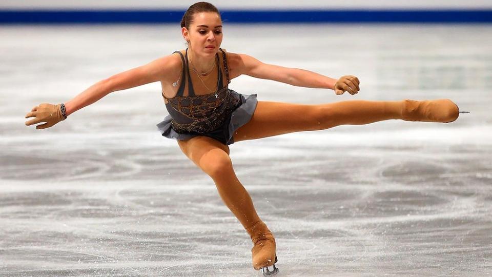 Сотникова не примет участия в чемпионате России и может пропустить весь сезон