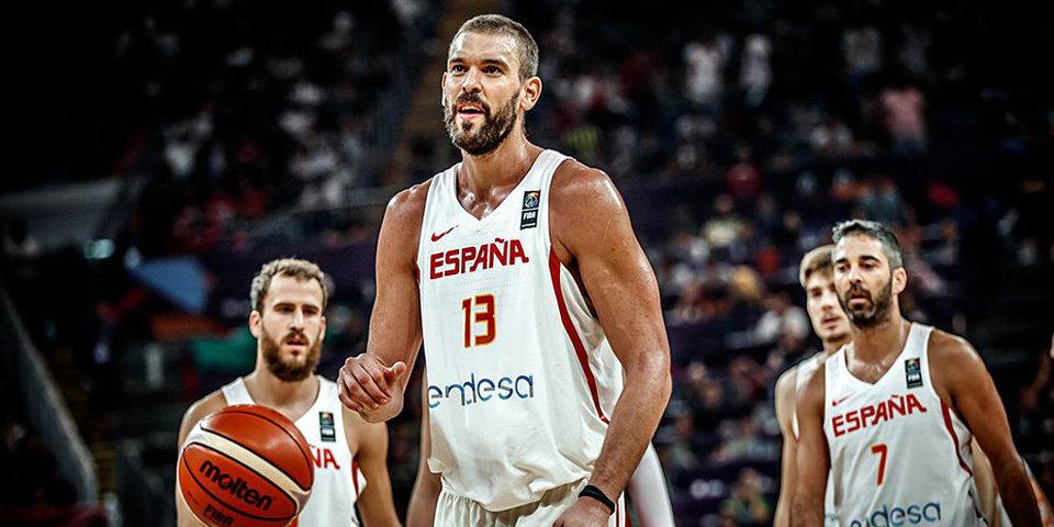 Словения сенсационно разгромила Испанию в полуфинале Евробаскета