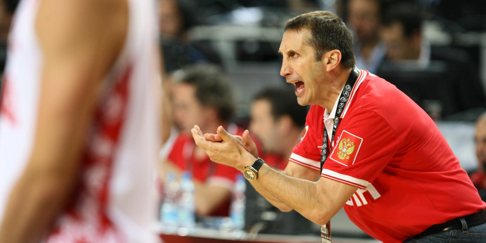 Дэвид Блатт: «И тут Кириленко, мой лучший игрок, просто падает на паркет»