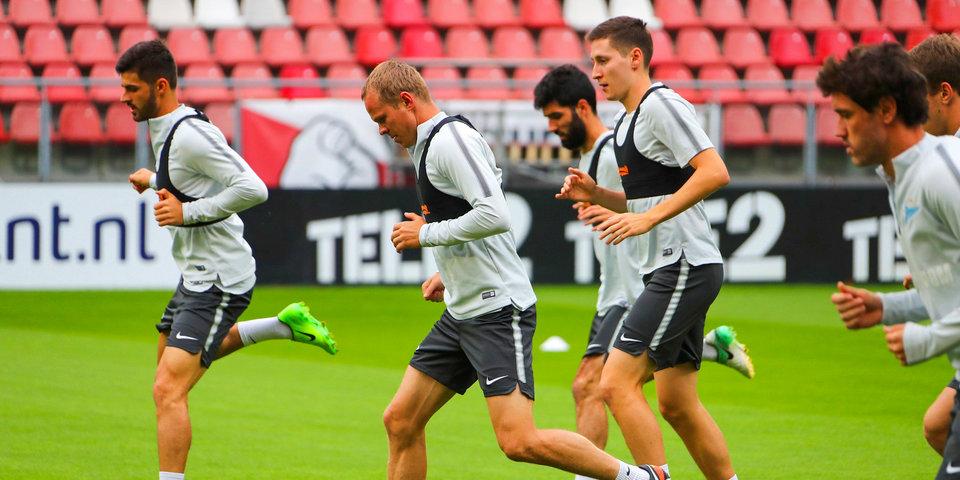 «Зенит» — команда уровня Лиги чемпионов». Утрехт готовится к матчу года