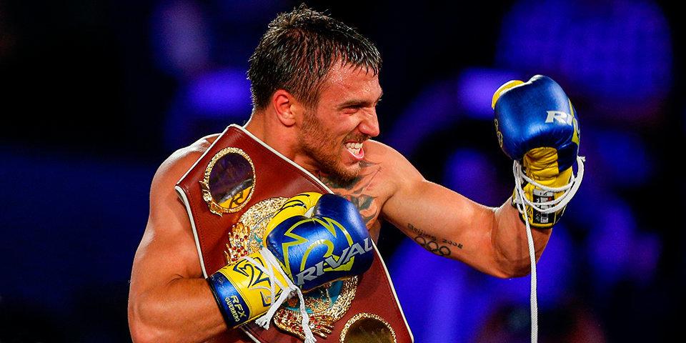 Ломаченко в бою с Кэмпбеллом защитил два чемпионских пояса и завоевал титул WBC