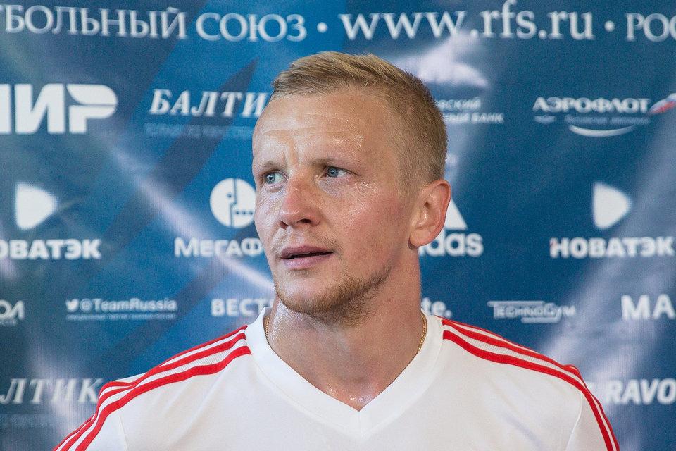 Британское издание включило Смольникова в символическую сборную худших игроков ЧМ