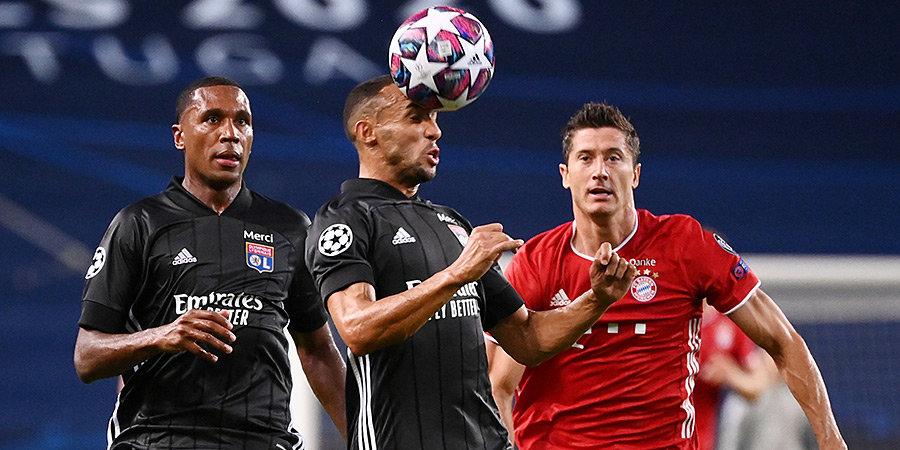 «Бавария» разгромила «Лион» и стала соперником «ПСЖ» по финалу Лиги чемпионов