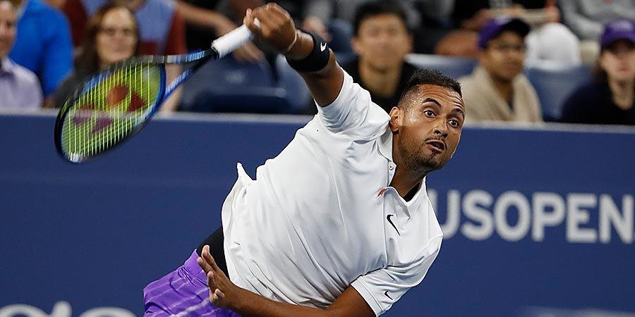 Ник Киргиос — о борьбе с депрессией: «Люди не понимают, каким одиноким может быть теннис»