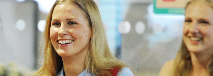 Алла Шишкина: «Ходила в церковь и молилась, чтобы мы выступили в Рио»