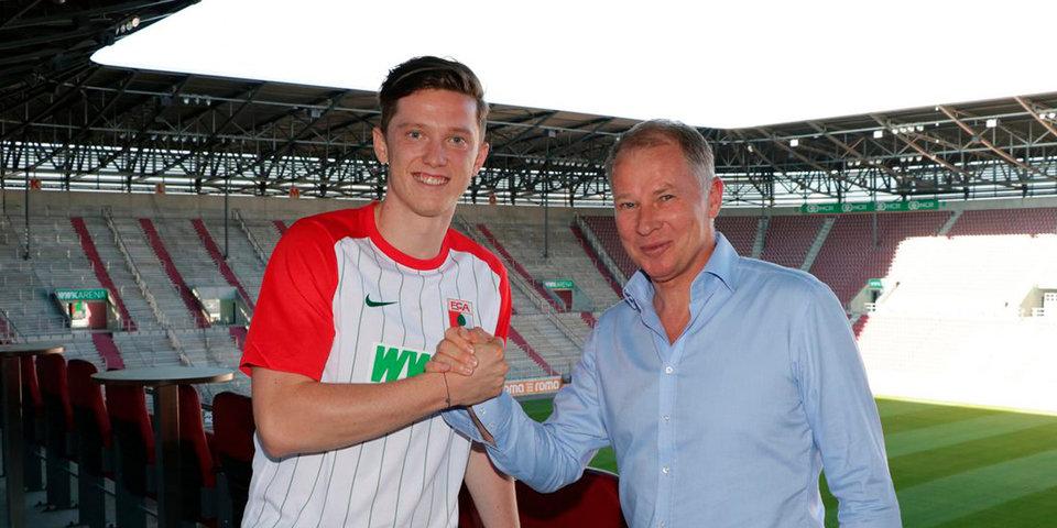 Грегорич и Кордова стали игроками «Аугсбурга»