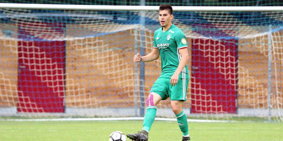 «Ахмат» отправил пять мячей в ворота «Ангушта»